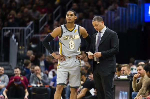 e81d14156f6 Tyronn Lue Reveals Biggest Challenge With Cavs  2018-19 Roster ...