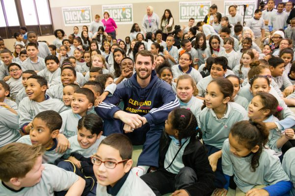 Kevin Love Kids Community