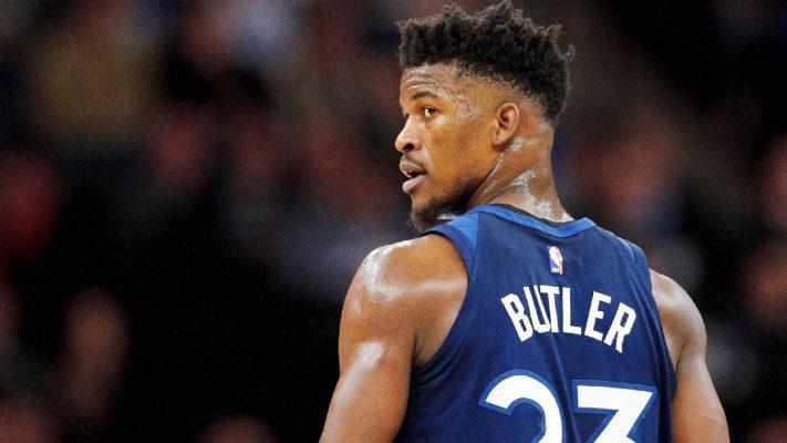Jimmy Butler Wolves