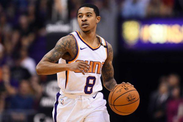 Tyler Ulis Phoenix Suns