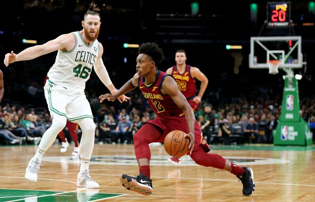 Collin Sexton vs. Celtics