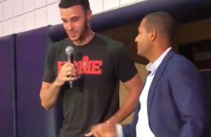 Larry Nance Jr. Cavs Interview