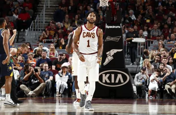 248d142fae6e Derrick Rose Complains He Didn t Get Enough Playing Time on Cavs ...