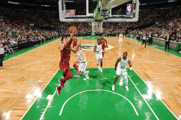 Cedi Osman Cavs vs. Celtics