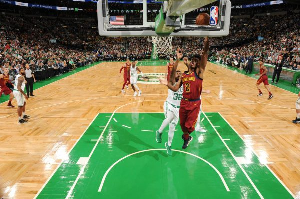 Collin Sexton Cavs vs. Celtics