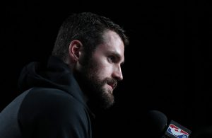 Kevin Love Cavs Interview