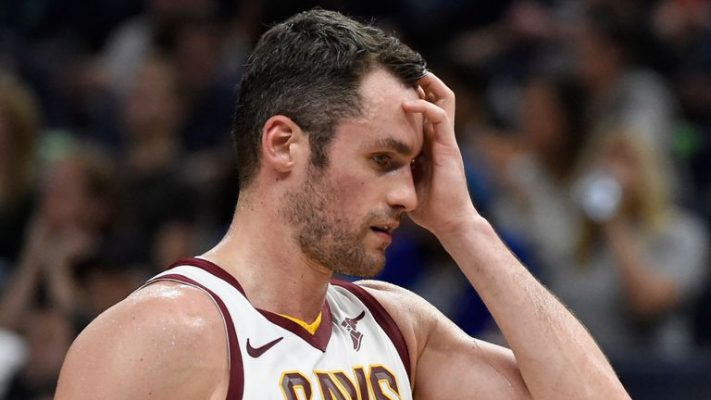 343c3f75d Cavs Rumors  Kevin Love Could Miss Rest of 2018-19 Season ...