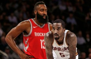 Houston Rockets and J.R. Smith