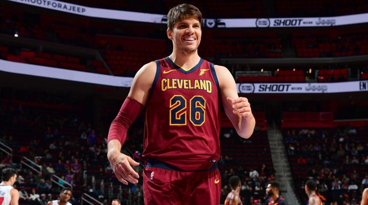 Cavs send Korver to Jazz for Alec Burks, 2 picks