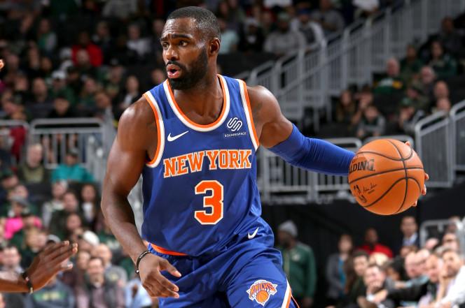 Tim Hardaway Jr. Knicks