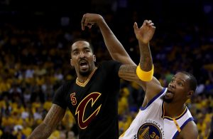 J.R. Smith Kevin Durant