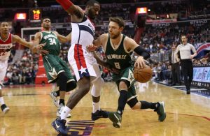 Matthew Dellavedova Wizards
