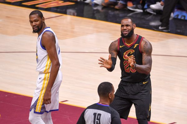 Kevin Durant Describes the Environment Surrounding LeBron James as 'Toxic'