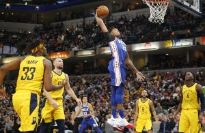 Markelle Fultz Indiana Pacers