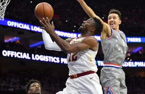 David Nwaba Cavs 76ers