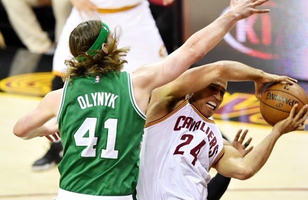 Richard Jefferson Cavs Celtics