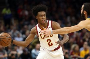 Collin Sexton Cavs Jazz