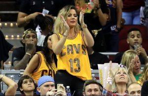 Khloe Kardashian Cavs