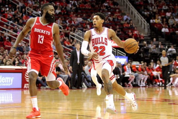 Cameron Payne Chicago Bulls