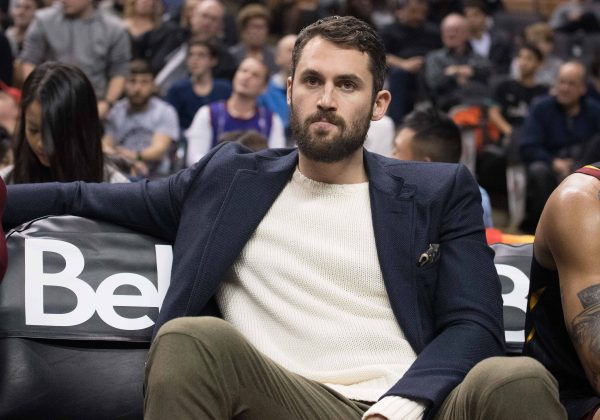 Kevin Love says he doesn't want Cavs to trade him