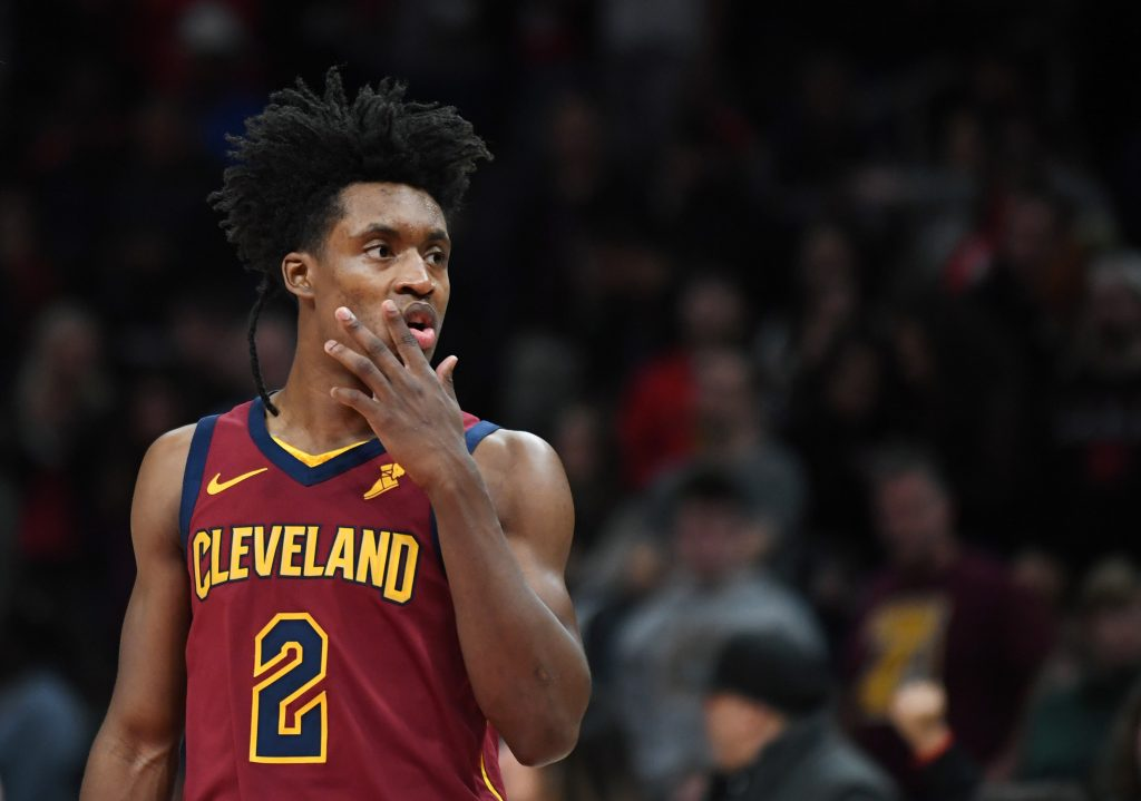 Cavs News >> Report: Collin Sexton Was Only Player Not to Speak During