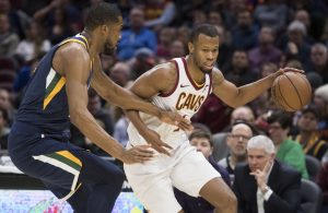 Rodney Hood Cleveland Cavaliers