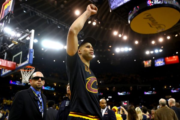 Richard Jefferson Cavs Finals