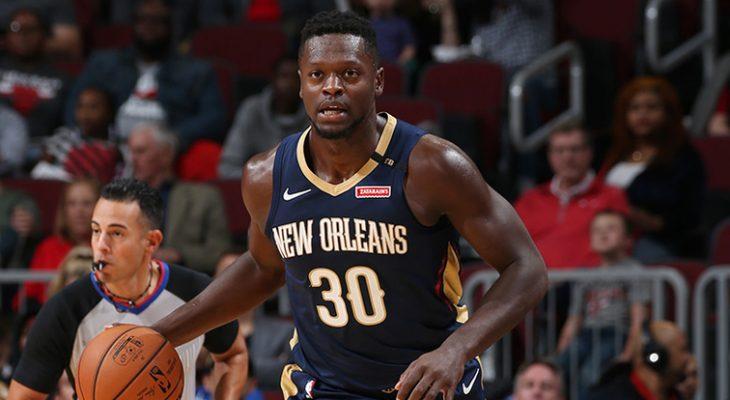 Julius Randle New Orleans Pelicans