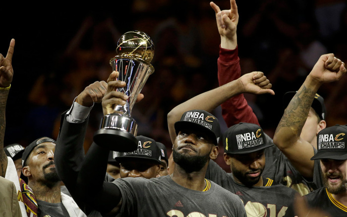 Former Cavs Teammate Defends LeBron James Saying He's the G.O.A