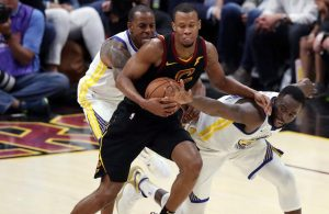 Rodney Hood Warriors
