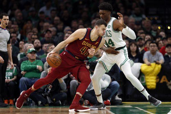 Ante Zizic Boston Celtics
