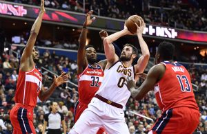 Kevin Love Wizards