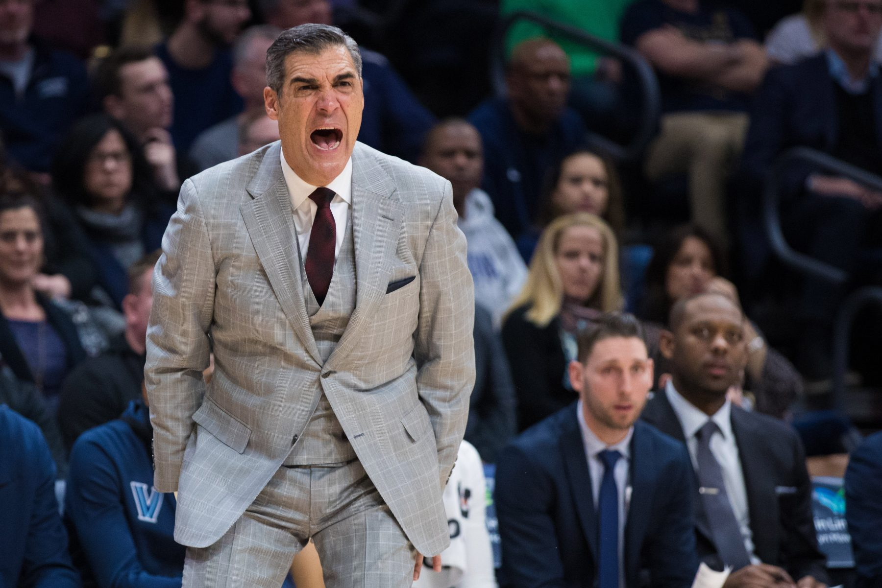 Jay Wright Coaching