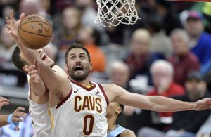 Kevin Love Cavs Grizzlies