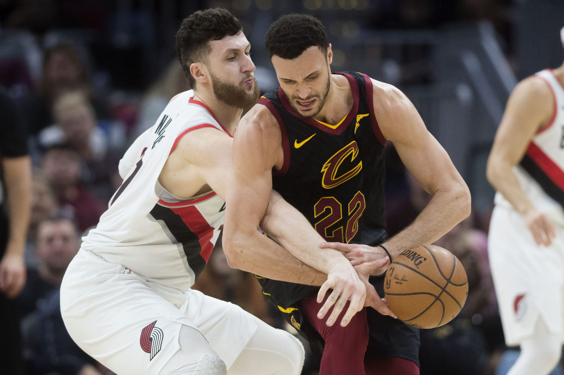 Larry Nance Jr. Blazers