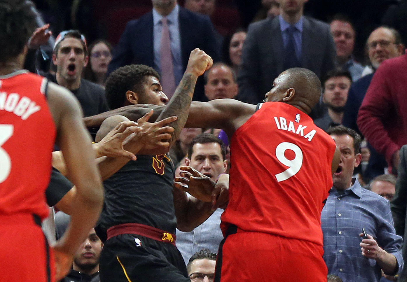 Cleveland Cavaliers vs. Toronto Raptors, March 11, 2019