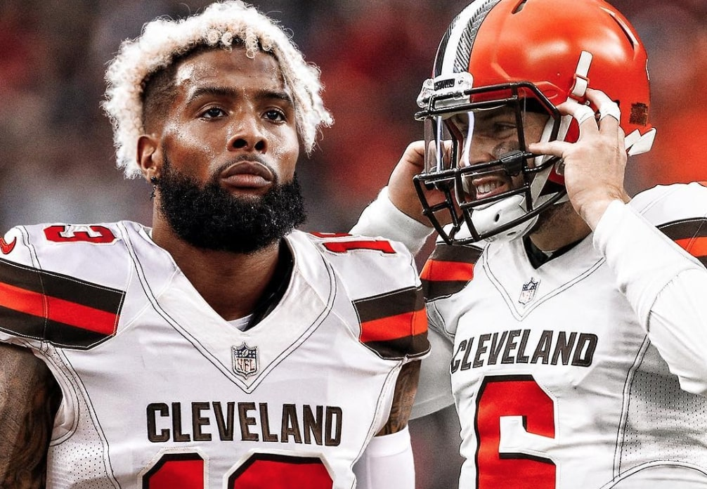 Odell Beckham Jr was 'a little surprised' by trade to Browns