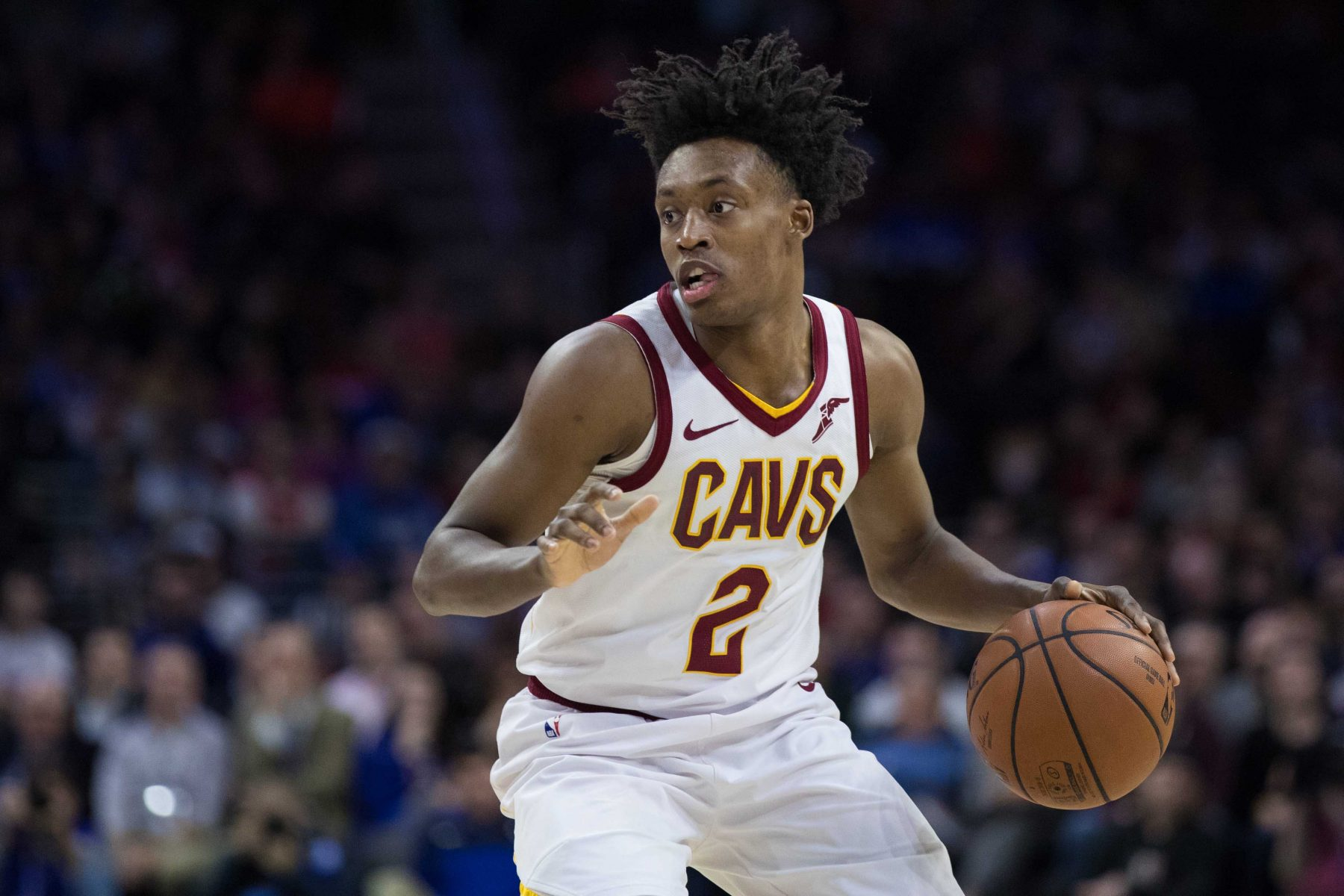 be09ac58b282 Dan Gilbert Calls Out Collin Sexton Haters