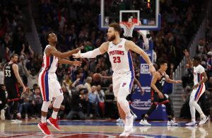 Blake Griffin and Detroit Pistons