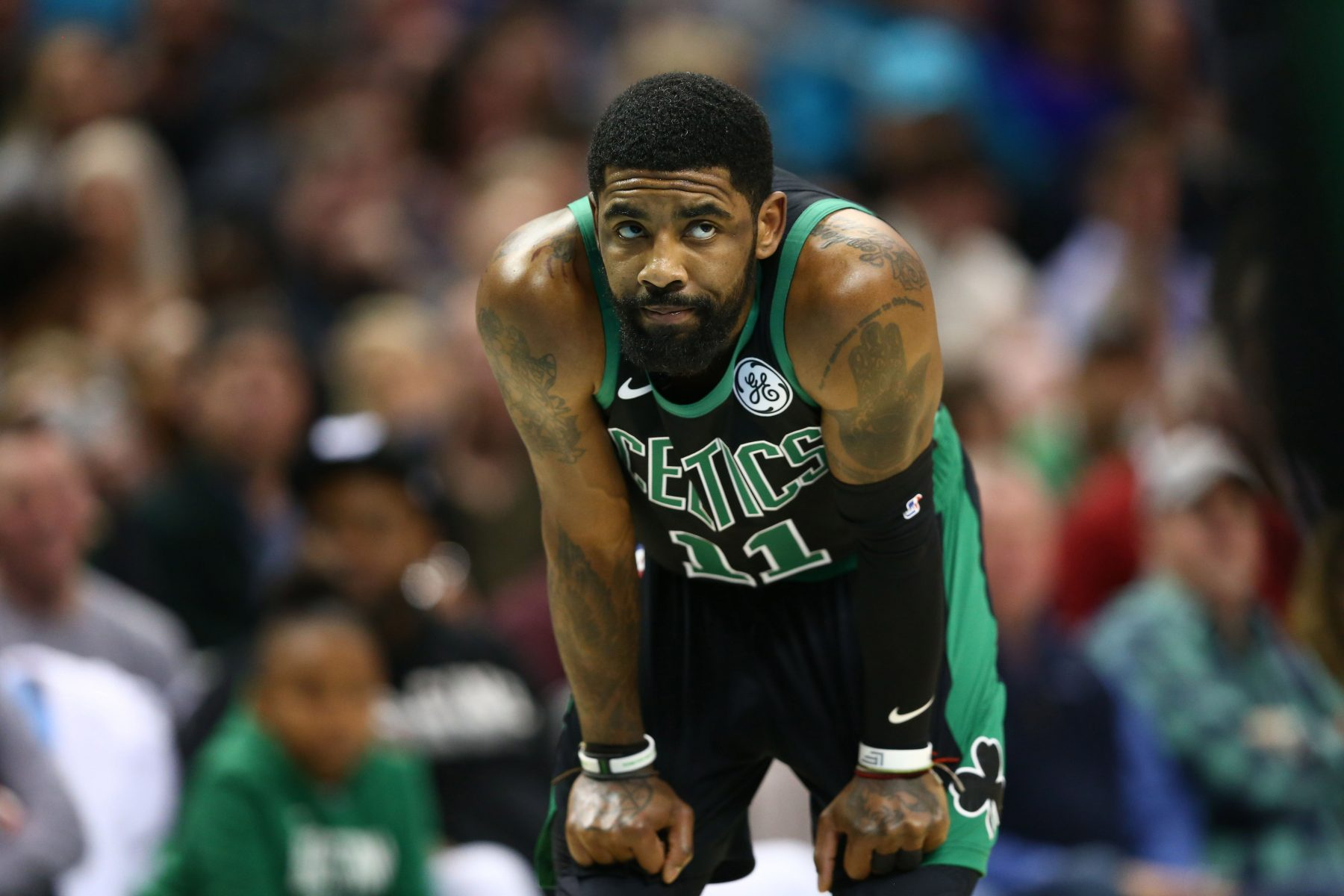 Kyrie Irving Boston Celtics