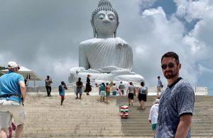 Kevin Love Buddha Thailand