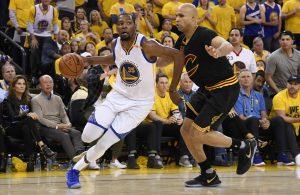 Golden State Warriors Cleveland Cavaliers Kevin Durant Richard Jefferson