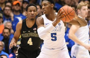 R.J. Barrett Duke