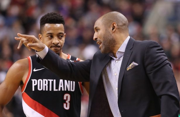 C.J. McCollum and David Vanterpool