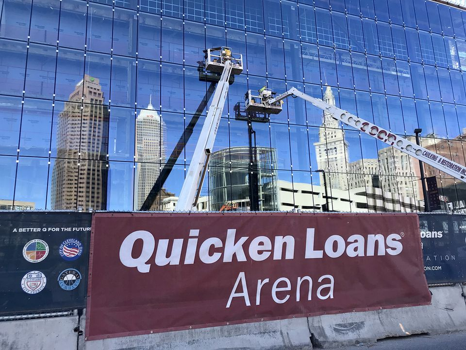 Quicken Loans Arena Cavs