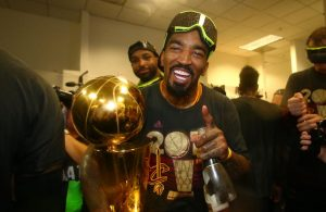 J.R. Smith Las Vegas