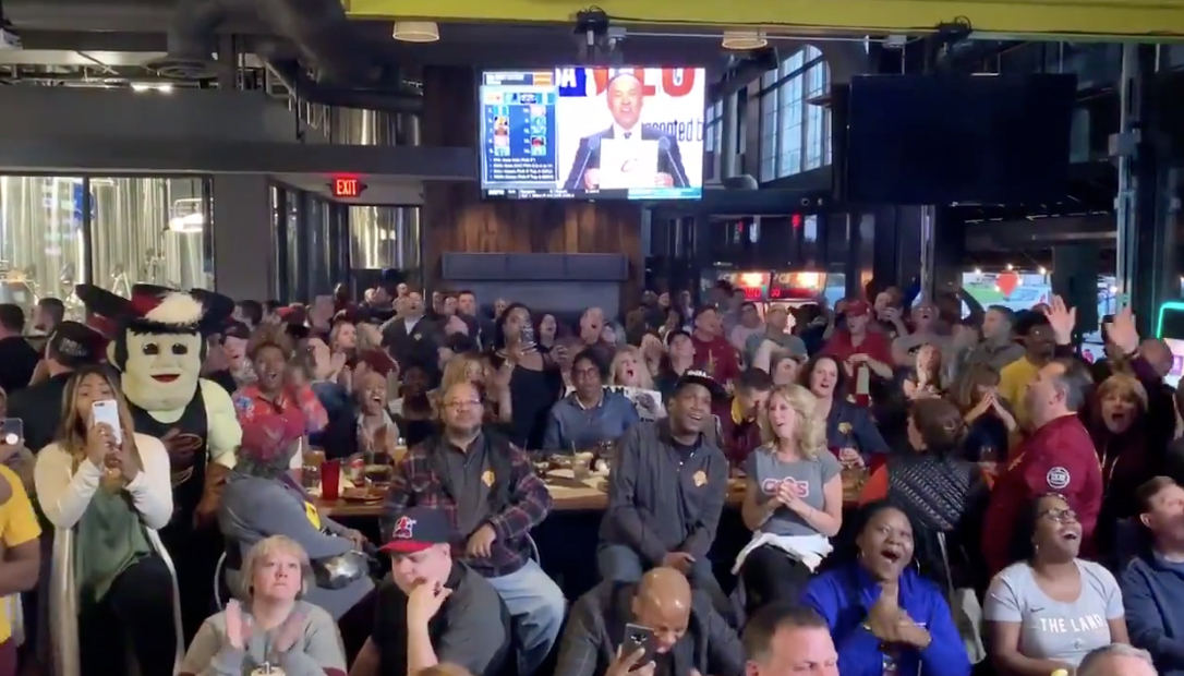 Cavs Fans React to Getting 5th Pick in 2019 NBA Draft