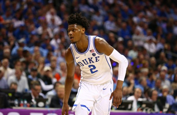 Cam Reddish Duke Univeristy