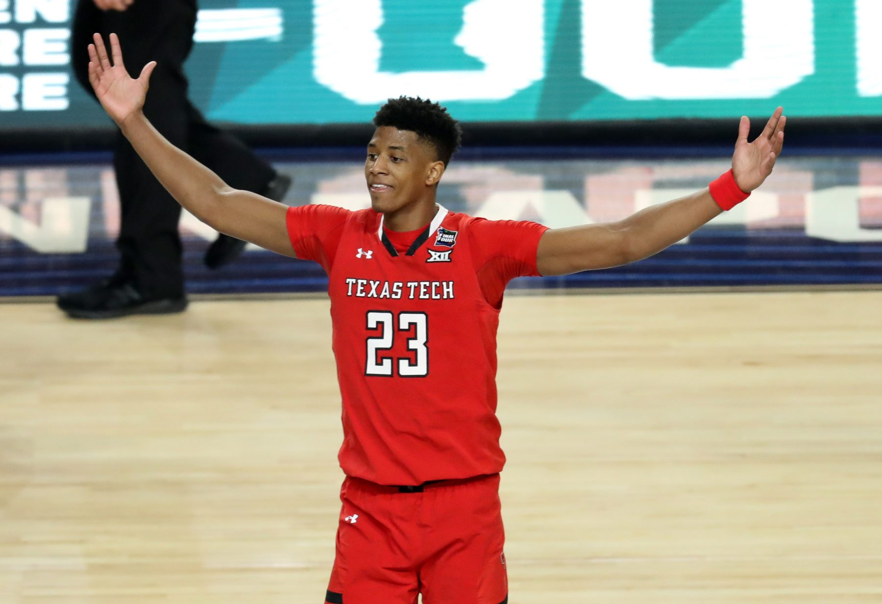 Jarrett Culver Texas Tech