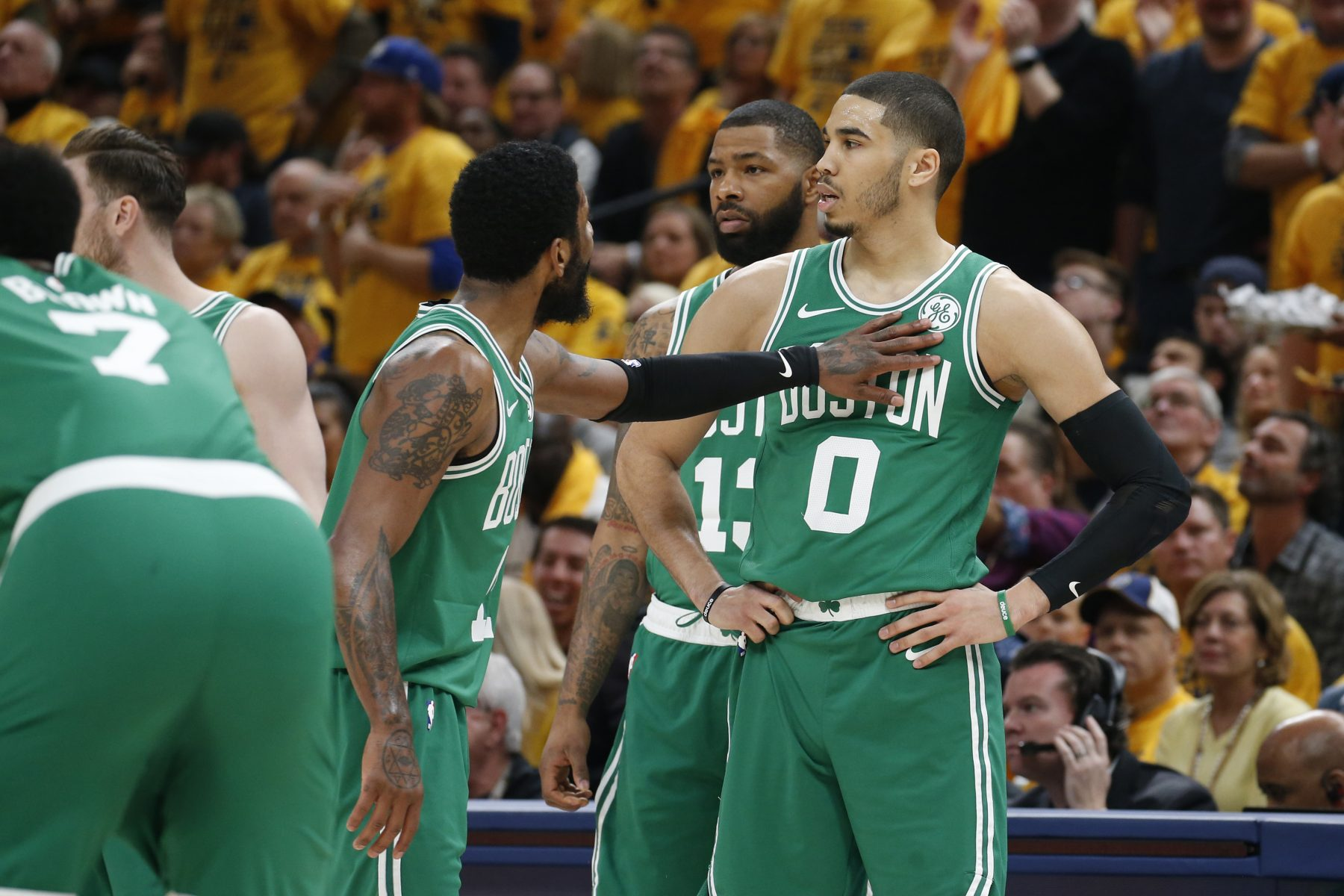 64211d378692 Report  Celtics Teammate Tears Kyrie Irving Apart   He s Hard to ...